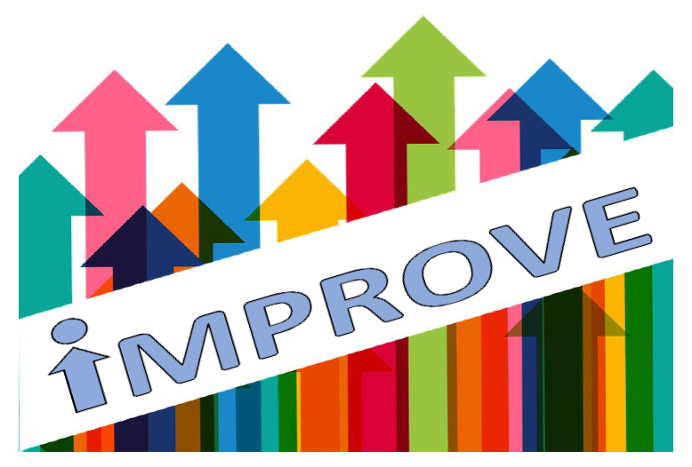 Logo IMPROVE inclinato